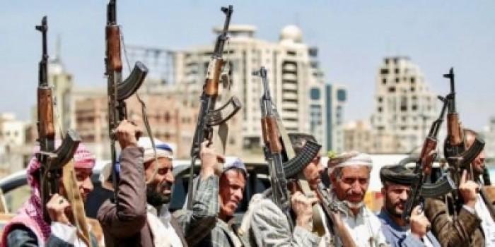 الشرق الأوسط: مليشيات الحوثي تسطو على أراضي المواطنين وتحولها مقابر لقتلاها