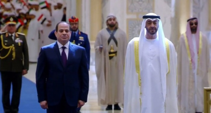 بن زايد: إطلاق منصة استثمارية استراتيجية مع مصر بقيمة 20 مليار دولار