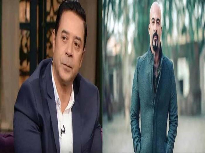 """مدحت صالح يطرح """"عايش وحدك"""" ويهديها لهيثم أحمد زكي"""