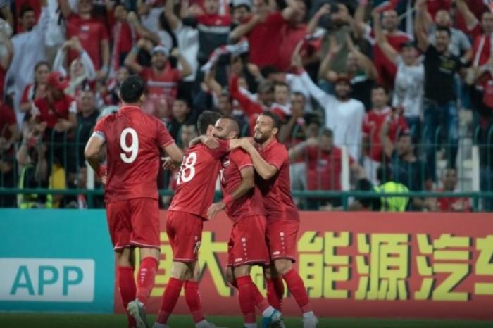 النيران الصديقة تقود سوريا لعبور الصين بثنائية بتصفيات كأس العالم