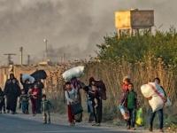 قوات سوريا الديمقرطية: الجيش التركي شرد نصف مليون كردي