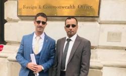 """لدعم اتفاق الرياض.. وفد """"الانتقالي"""" يلتقي ممثلي الخارجية البريطانية في لندن"""