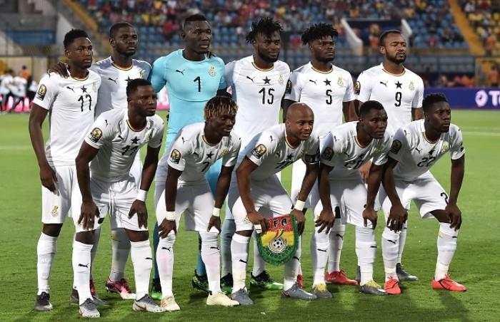 غانا تهزم جنوب أفريقيا بهدفين في تصفيات أمم افريقيا