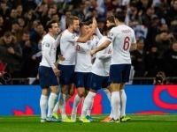 إنجلترا تحتفل بالألفية بسباعية في مونتنجرو وتصعد برفقة التشيك لنهائيات يورو 2020