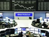 بورصة أوروبا تهبط بفعل مخاوف تراجع النمو في ألمانيا