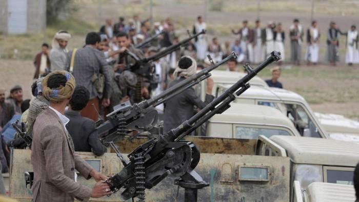 """""""هجمات الجاح"""".. رصاص حوثي جديد على اتفاق السويد"""