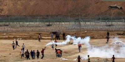 الاحتلال الإسرائيلي يرد على ضرب المستوطنات بغارات جوية على غزة