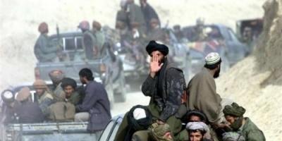 مصرع 6 من مسلحي طالبان في سلسلة من الغارات الجوية بأفغانستان