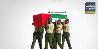 البلوشي.. قصة شهيد أظهر التضحيات الإماراتية باليمن (إنفوجراف)