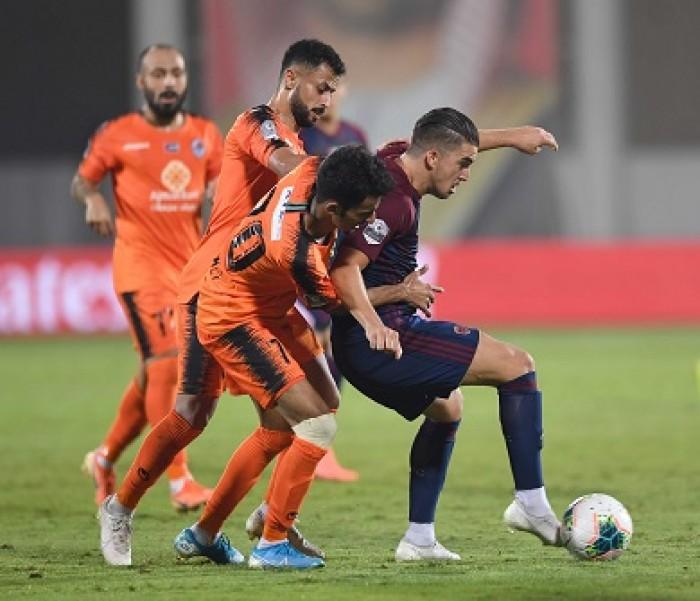 الوحدة يهزم عجمان في كأس الخليج العربي