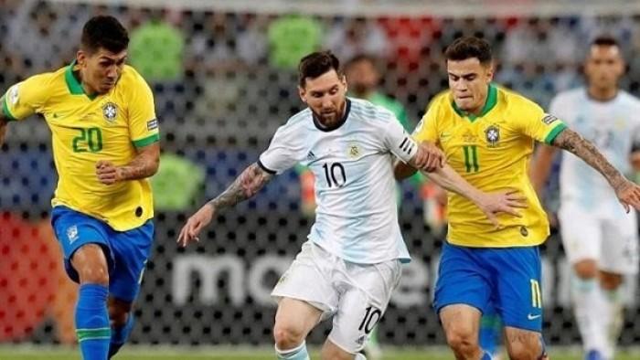 """هاشتاج """"الأرجنيتن البرازيل"""" يتصدر تويتر بـ24 آلف تغريدة"""