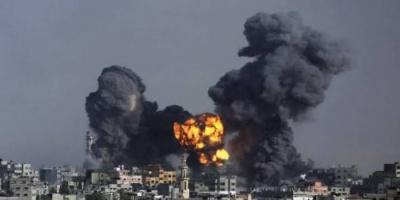 عاجل.. الطيران الإسرائيلي يقصف أهدافًا تابعة لحماس بغزة