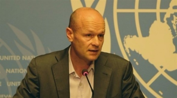 ينس لايرك: شهر سبتمبر الماضي كان الأكثر دموية في اليمن