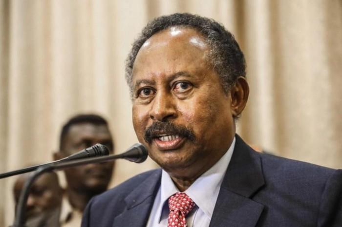 حمدوك: السودان بلد غنى بالموارد ولن يحتاج إلى المعونات