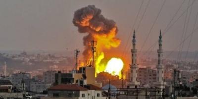 الاحتلال الإسرائيلي يعترف بشن غارات جديدة على مواقع لحماس بغزة