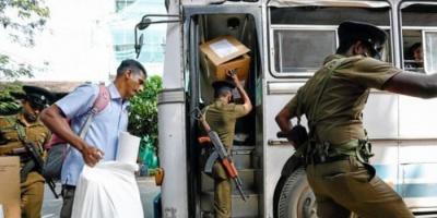 مسلحون يطلقون النار على حافلات تقل مسلمين بسريلانكا