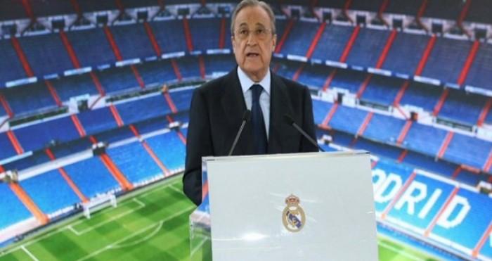 رئيس ريال مدريد يعول على الفترة الانتقالية لاستعادة الأمجاد