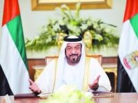 رئيس دولة الإمارات يصدر قانوناً بإنشاء دائرة البلديات والنقل