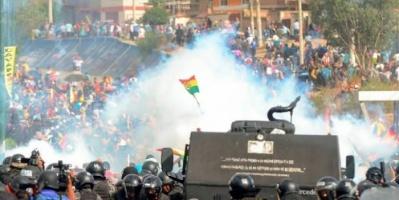 ارتفاع ضحايا اشتباكات بوليفيا إلى 9 أشخاص