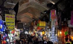إضراب عام في سوق طهران الكبير وتظاهرات طلابية بكردستان