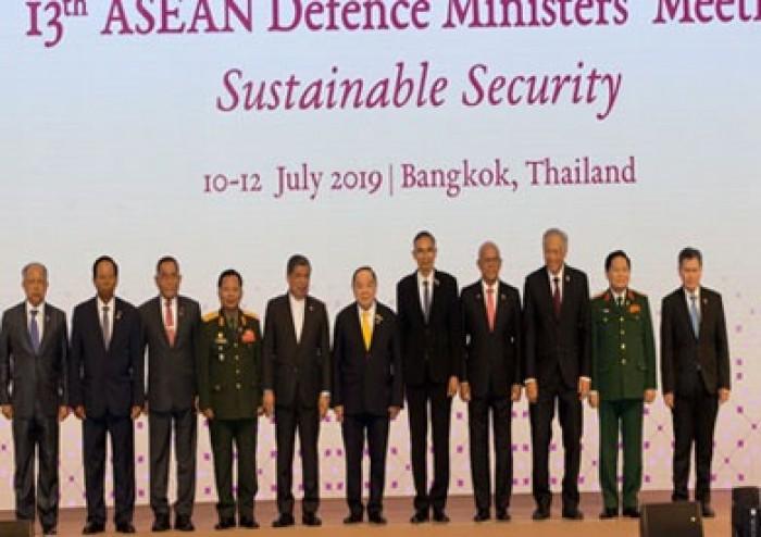 """دول """"آسيان"""" تجتمع بشكل غير رسمي في بانكوك لمناقشة قضايا إقليمية"""
