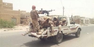 """ردا على تحركات مليشيا الإخوان.. تأهب قتالي لـ """"الحزام الأمني"""" في أحور"""