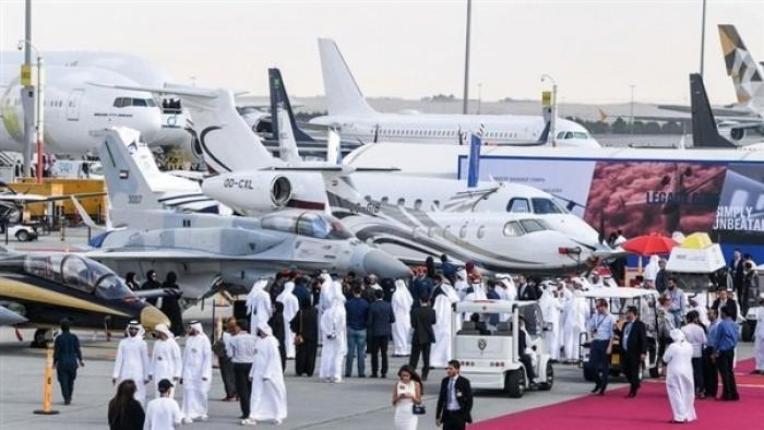 بمشاركة عالمية.. انطلاق فعاليات معرض دبي للطيران