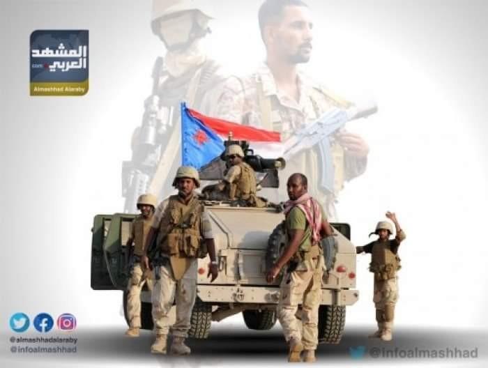 قوة الردع الجنوبية تظهر أمام محاولات الشرعية إفشال اتفاق الرياض