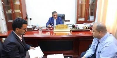 اتفاقية لترميم المدرسة الوسطى بغيل باوزير بنحو 218 مليون ريال