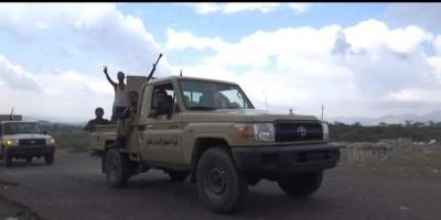 تفاصيل العمليات العسكرية التي نفذتها القوات الجنوبية شمال الضالع