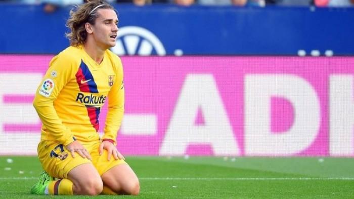 وكيله السابق: جريزمان لم يجد ما وعده به برشلونة
