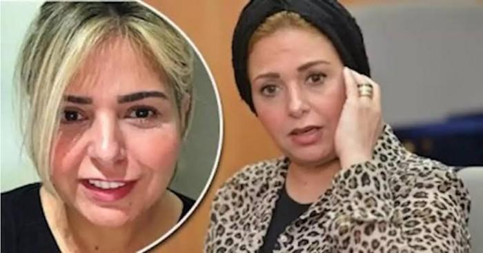 الفنانة المصرية صابرين تعلّق على قرار خلعها الحجاب