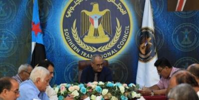 الأمانة العامة للانتقالي تستنكر تجاوزات الإخوان بشبوة وأحداث عدن