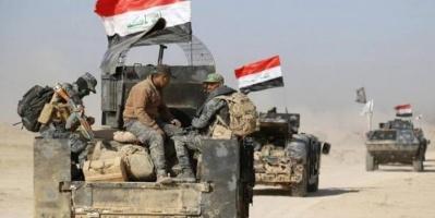 الأمن العراقي يدمر ٦ خنادق تابعة لداعش بصلاح الدين