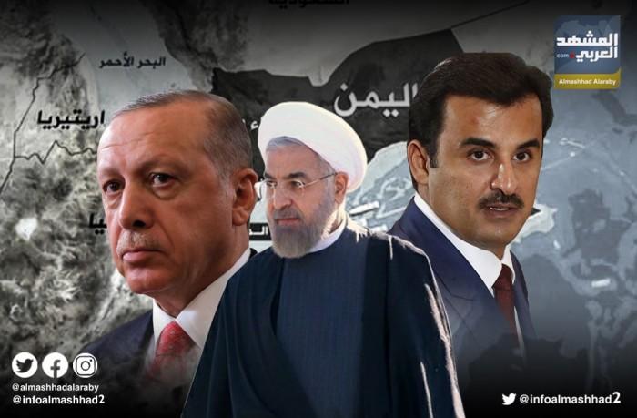 انكسارات إيران بالمنطقة تمهد لإرهاب بالصبغة التركية في اليمن
