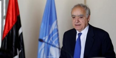 سلامة يدعو المجتمع الدولي إلى توفير مظلة لإنهاء النزاع الليبي