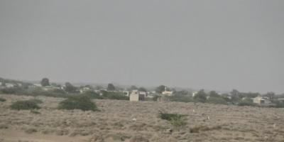 في جريمة حرب جديدة.. مليشيا الحوثي توجه نيرانها لمزارع الجاح