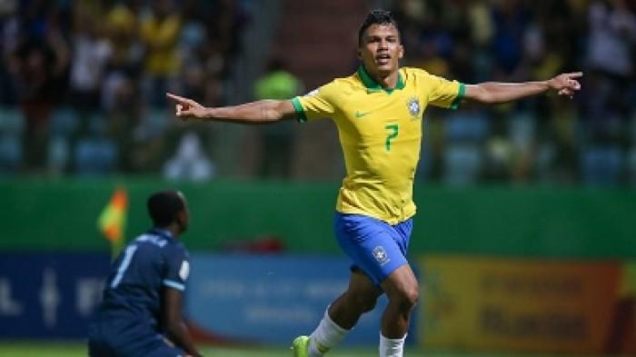 البرازيلي فيرون يفوز بالكرة الذهبية لأفضل لاعب في مونديال الناشئين