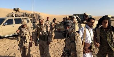 """""""انتقالي شبوة"""" يحذر من خطط مليشيا الإخوان عسكرة المحافظة"""