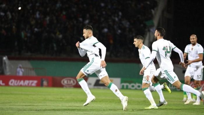 الجزائر تعبر بوتسوانا وتحقق فوزها الثاني بالتصفيات الإفريقية