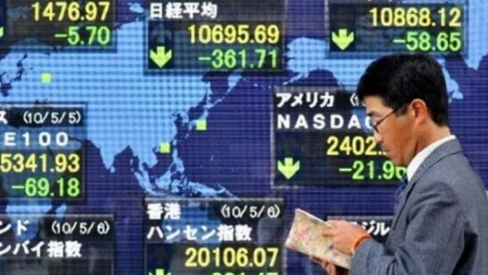 نيكي الياباني يهبط 0.22% في تعاملات بورصة طوكيو