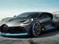 بمليون دولار..بوجاتي تدرس طرح سيارة كهربائية جديدة