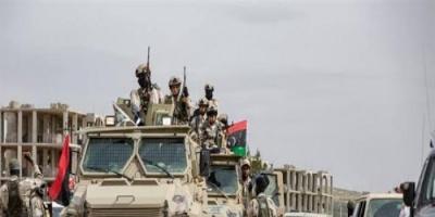 الجيش الوطني الليبي يدمر 19 مدرعة تركية في مصراتة