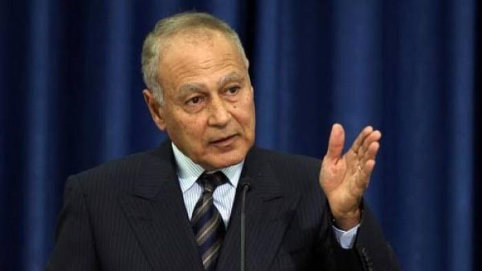 أبو الغيط: بيان وزير الخارحية الأمريكي بشأن الاستيطان تطورا بالغ السلبية