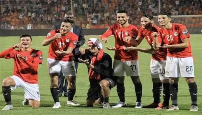 منتخب مصر الأولمبي يفوز على جنوب أفريقيا بثلاثية ويتأهل لنهائي أمم أفريقيا