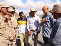 تفاصيل زيارة أركان المنطقة العسكرية الثانية لمعسكر لواء بارشيد