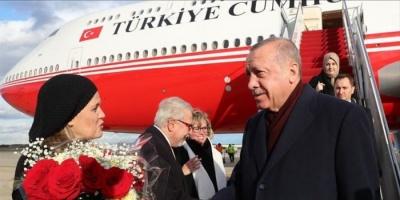 أردوغان لـ ترامب: أنقرة لن تتخلى عن منظومة الدفاع الصاروخي إس-400