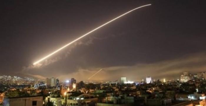 التلفزيون السوري: الدفاعات الجوية تتصدى لأهداف معادية في دمشق