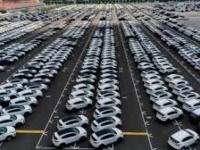 تراجع مبيعات السيارات في أوروبا