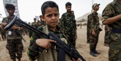مليشيا الحوثي تستعين بخبراء حزب الله لفبركة صور عن أوضاع الأطفال